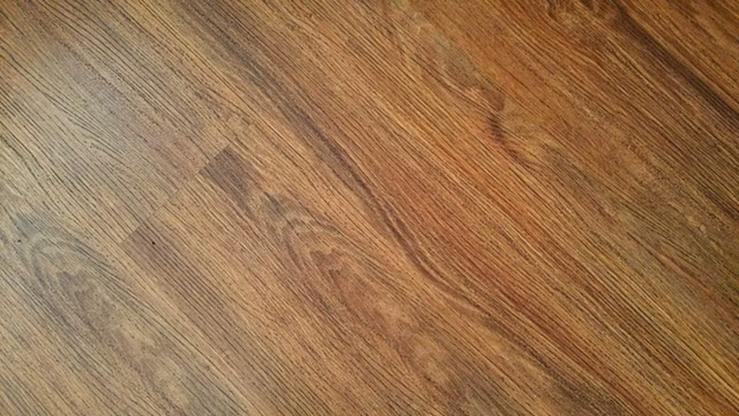 brown hardwood flooring